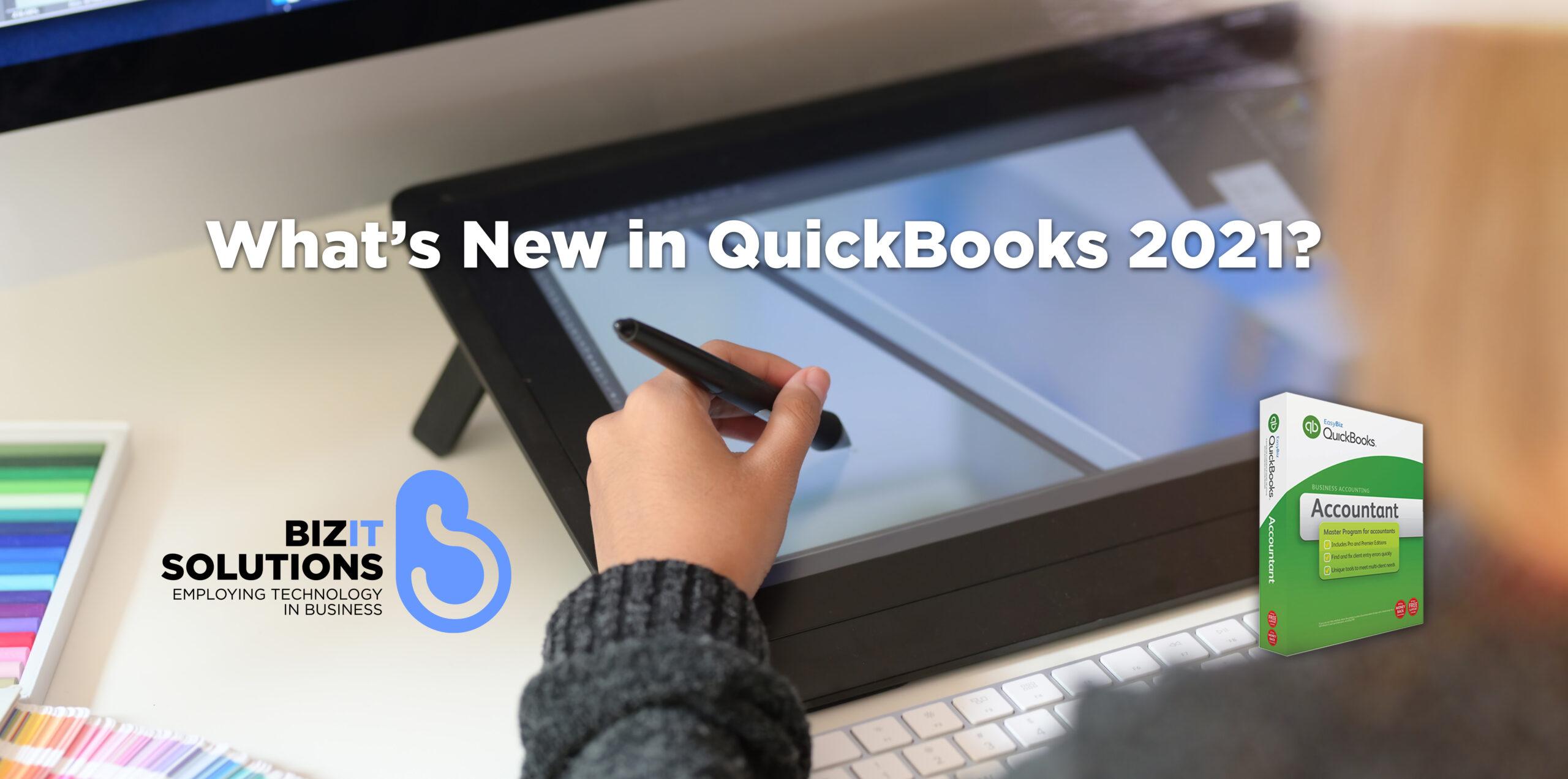 quickbooks 2021